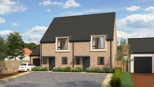 Plot 41 and 42 Wedmore