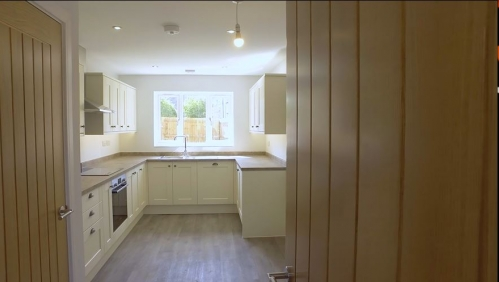 Plot 4 Farriers Close Kitchen