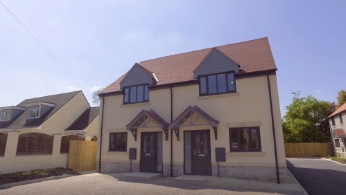 Plot 7 Meare Front View