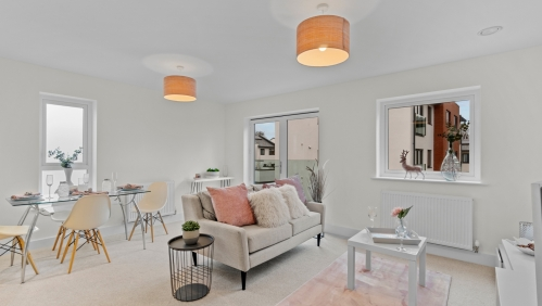 The Chasse Topsham Show Home 2