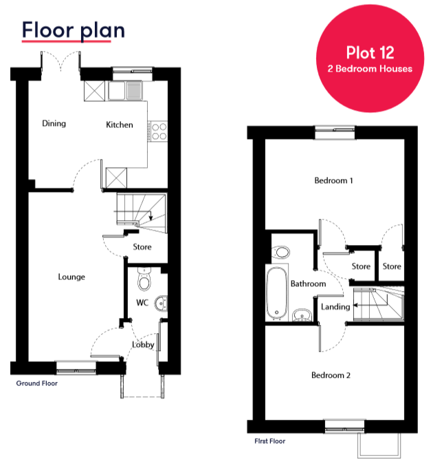 Blackawton Plot 12 Floor Plan
