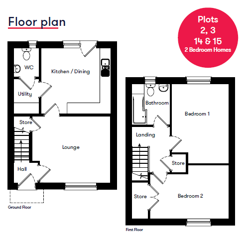 Uffculme Floor Plan