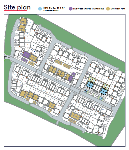 Charlton Place Site Plan