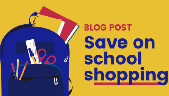 Save on school shopping