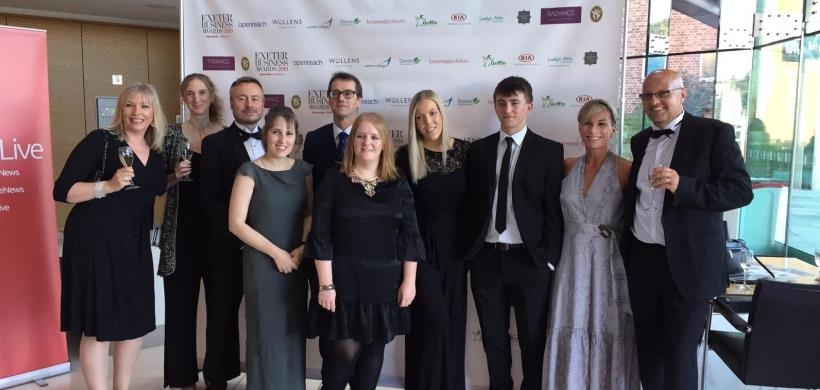 Exeter Business Awards