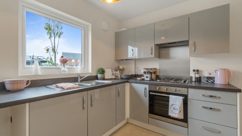 Bridgwater Show Home